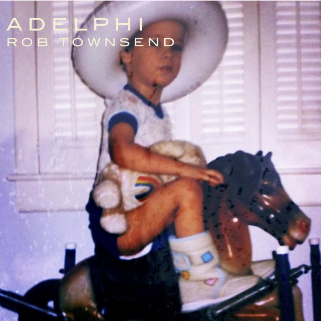 Couverture de l'EP ADELPHI de Rob Townsend