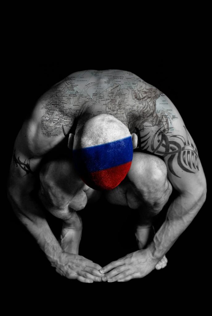 """Série Cartes du corps « Russie"""" Modèle Matt"""