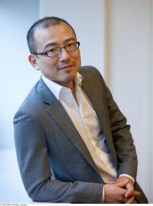 Zhou Yu - co-fondateur de La Semaine LGBT chinoise à Paris. Copyright Jean-Marc Gourdon