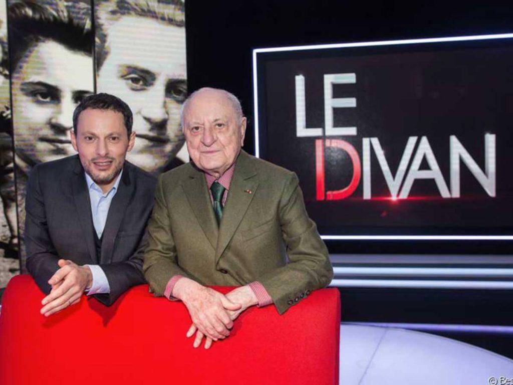Pierre Bergé,Le Divan,Marc-Olivier Fogiel