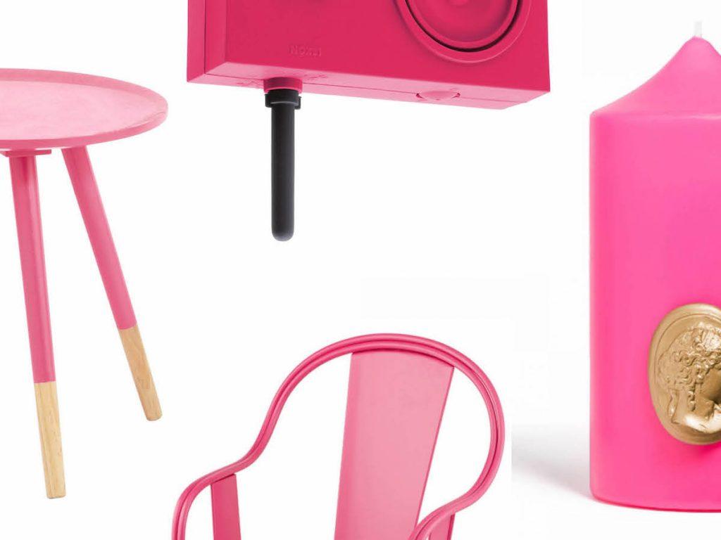 barbie rose déco