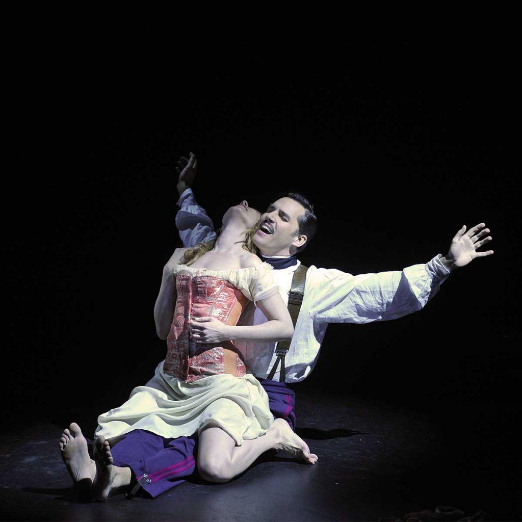 Théâtre du Châtelet Passion Sondheim