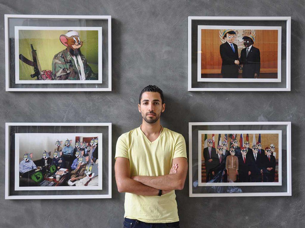 Homme,Galerie Joan Font,Florent Manelli