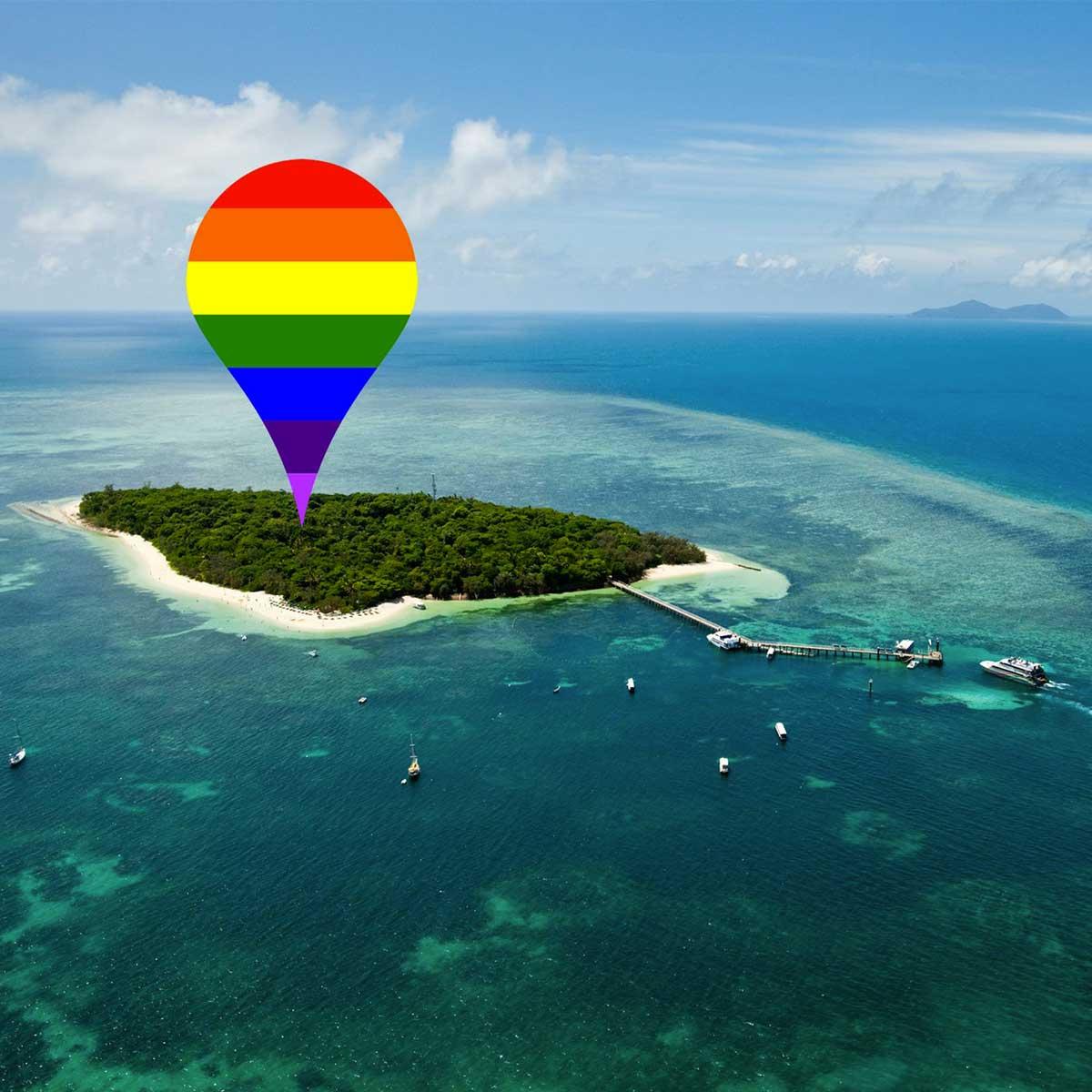Royaume gay et lesbien des îles de la mer de corail