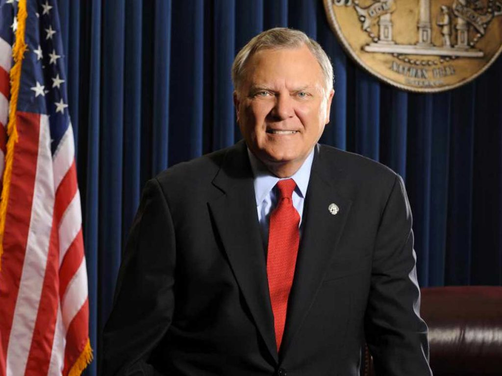 projet de loi anti-gay,gouverneur,Géorgie,véto,Etats-Unis