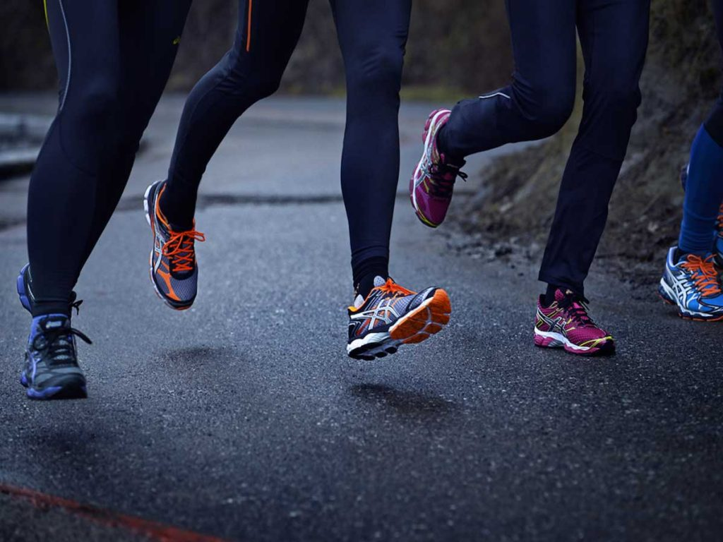 reprendre la course à pied