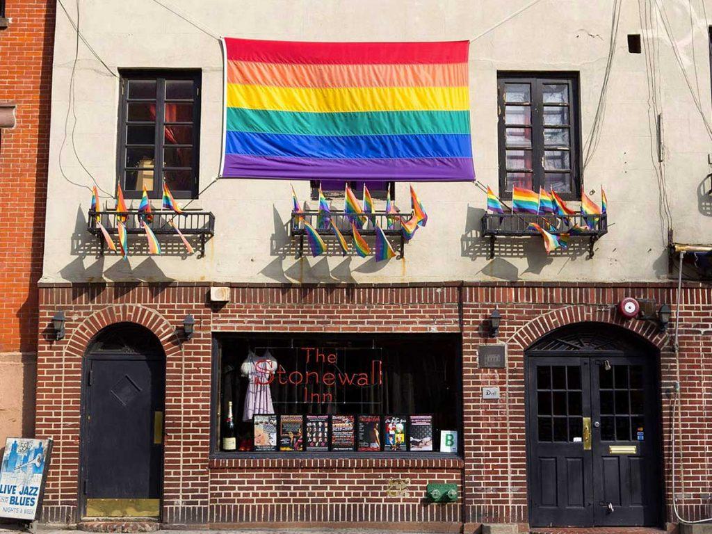 Stonewall New York lutte pour les droits LGBT