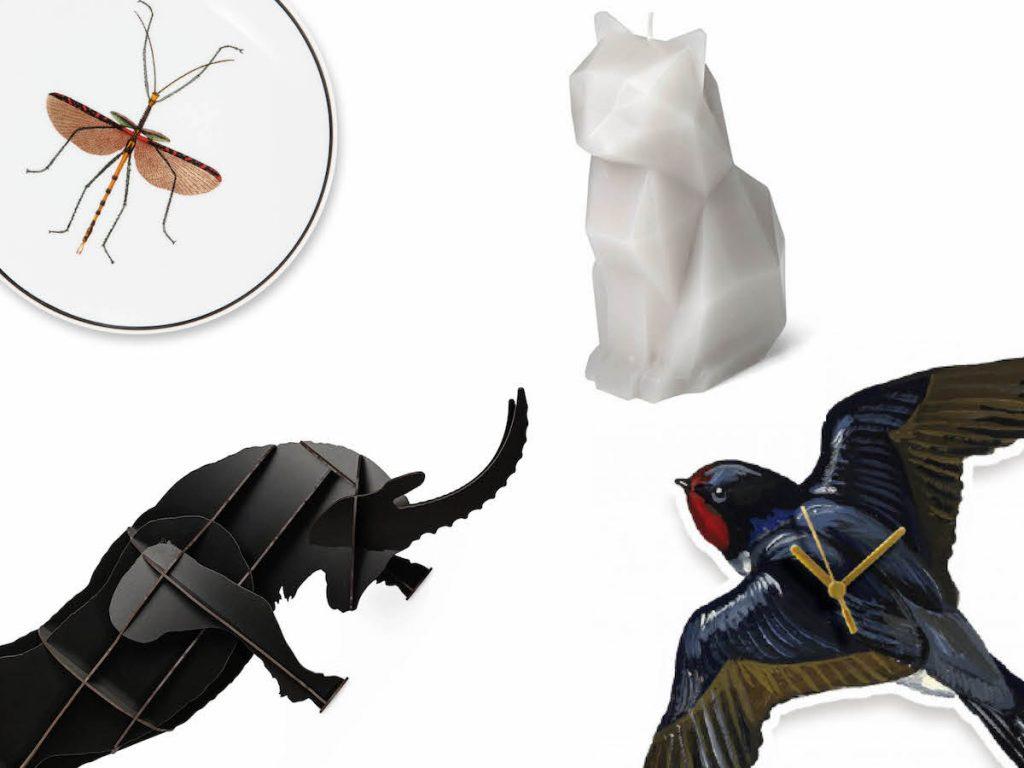 10 objets d'inspiration animale