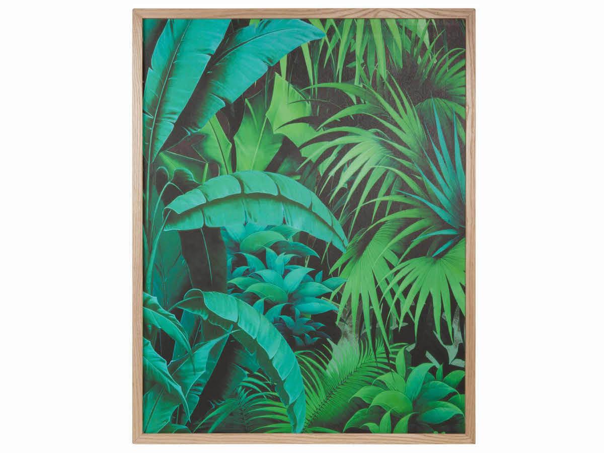 Tableau En Bois Into The Jungle (67×85) U2013 Maisons Du Monde U2013 44,99 U20ac  Http://www.maisonsdumonde.com