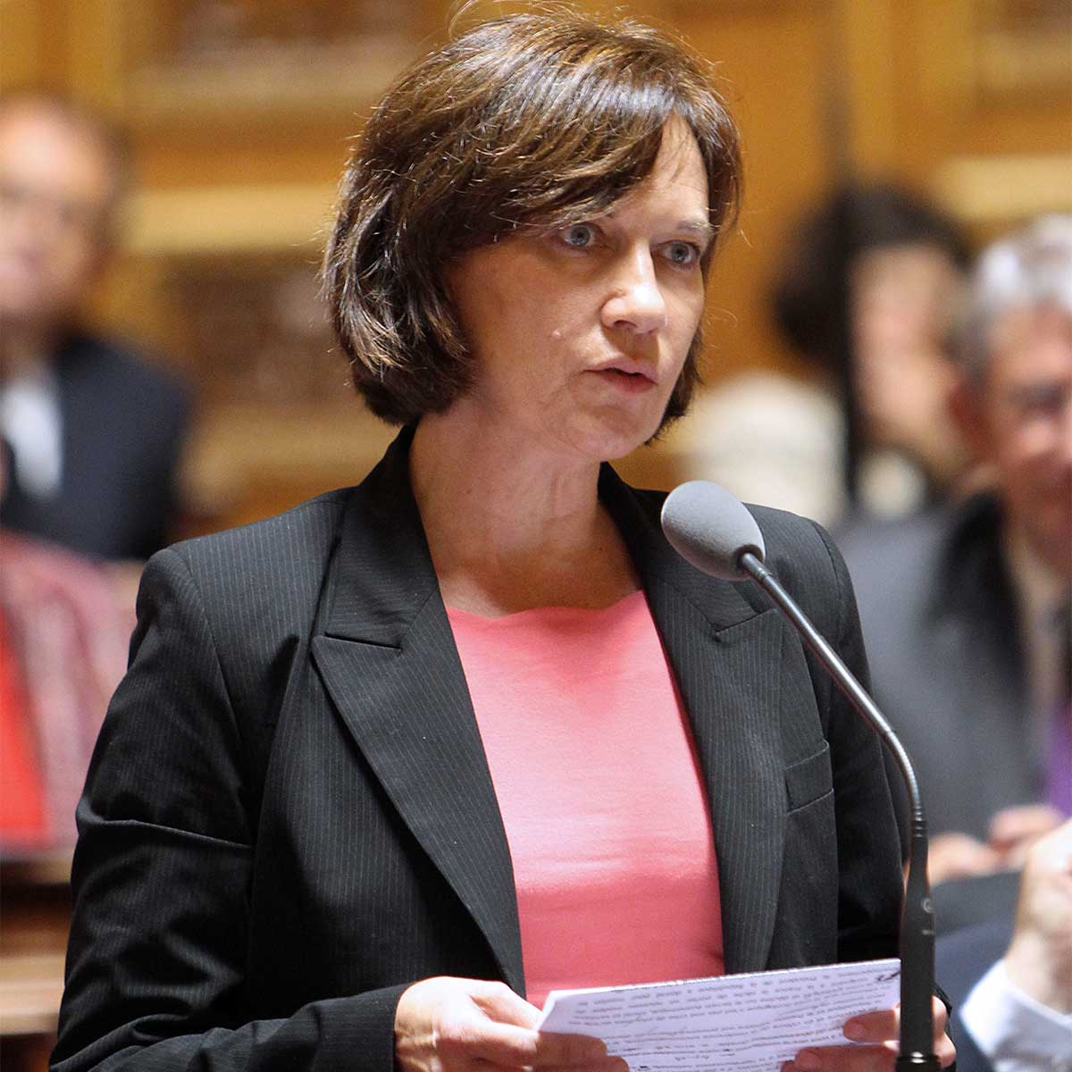 abrogation d'une circulaire PMA Laurence Rossignol