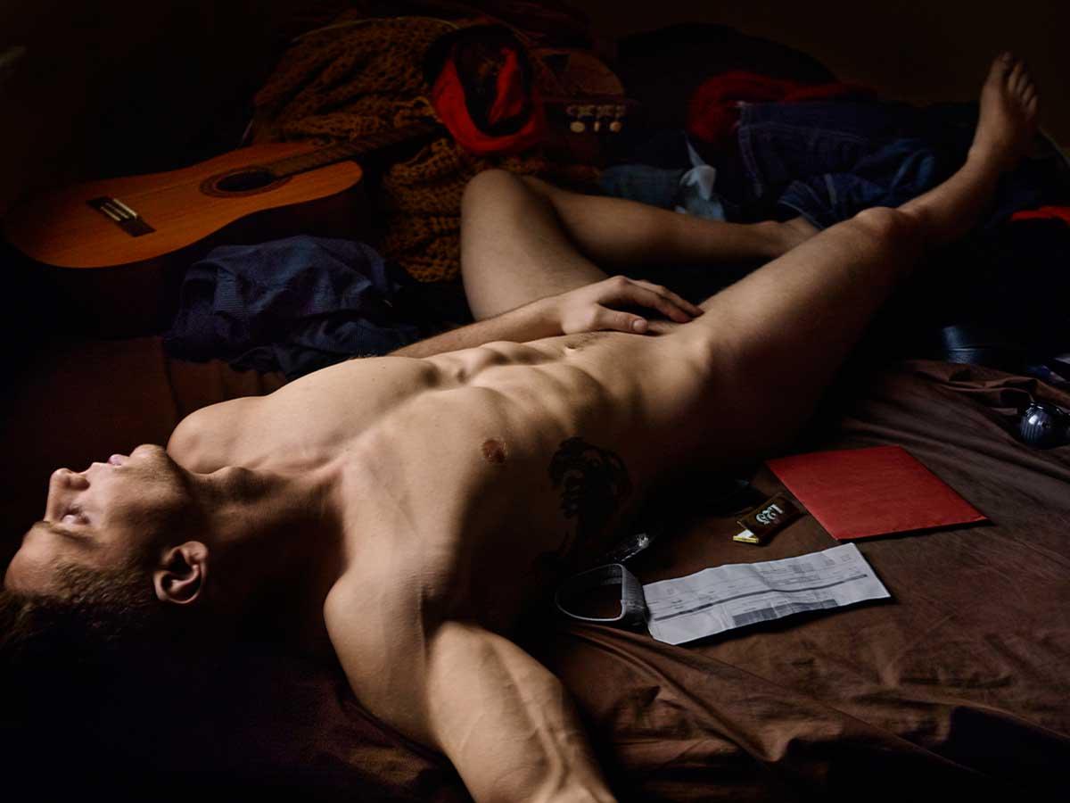 Jan Rattia stripteaseurs photographie