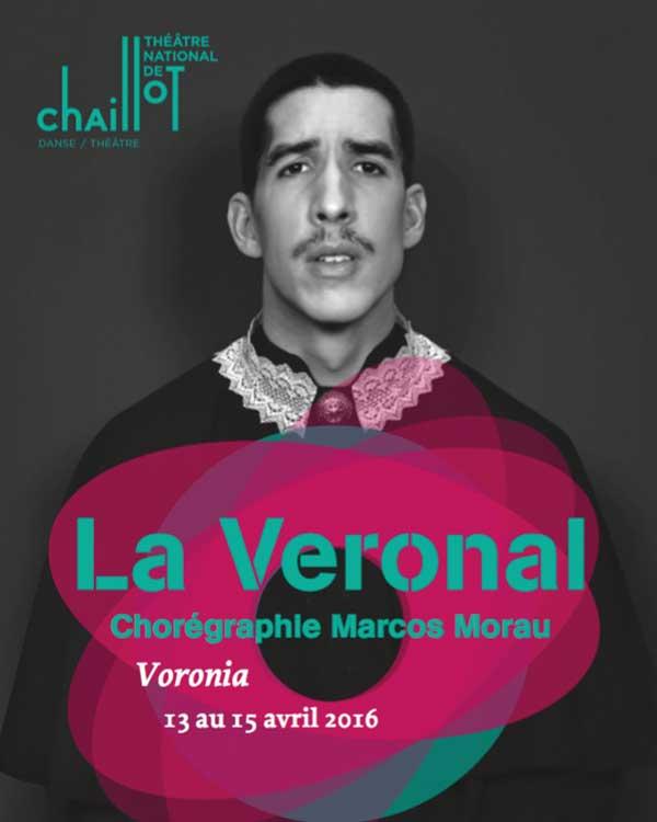 Voronia (La Veronal), les 13,14 et 15 Avril au Théâtre National de Chaillot
