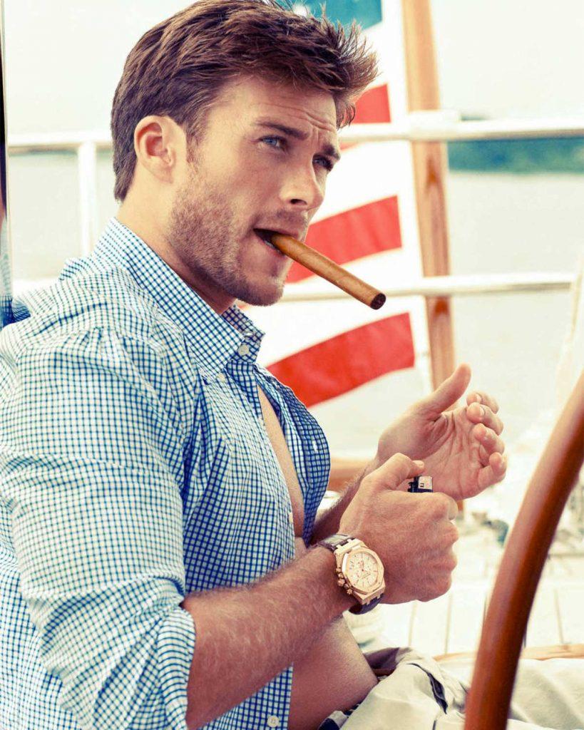 Scott Eastwood belle gueule