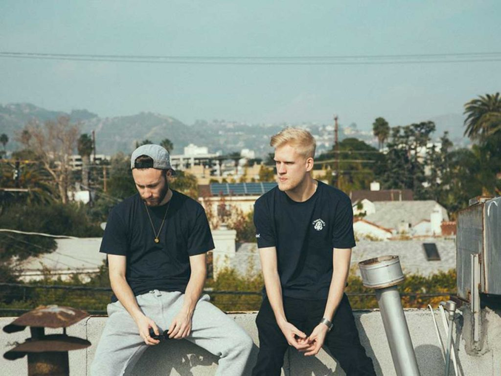 Snakehips interview