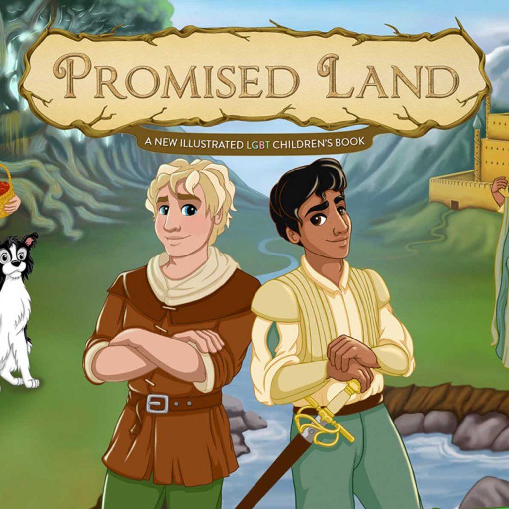 Promised Land deux princes gays