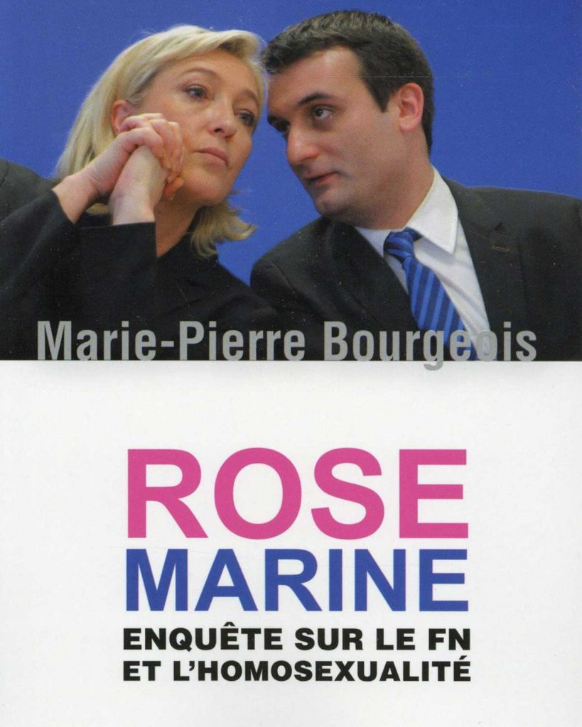 Rose Marine Marie-Pierre Bourgeois