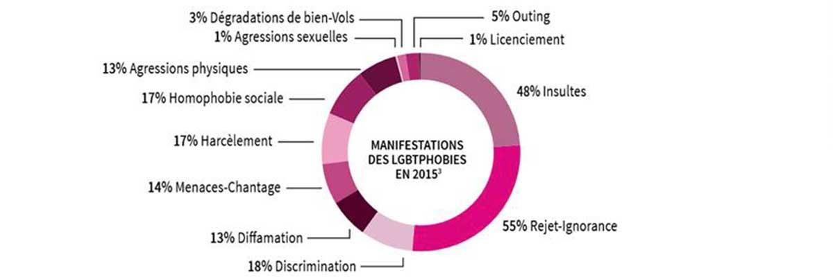 homophobie rapport sur l'homophobie 2016