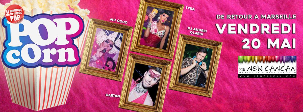 tetu-clubbing-agenda-gay-2016 05 20-popcorn-marseille