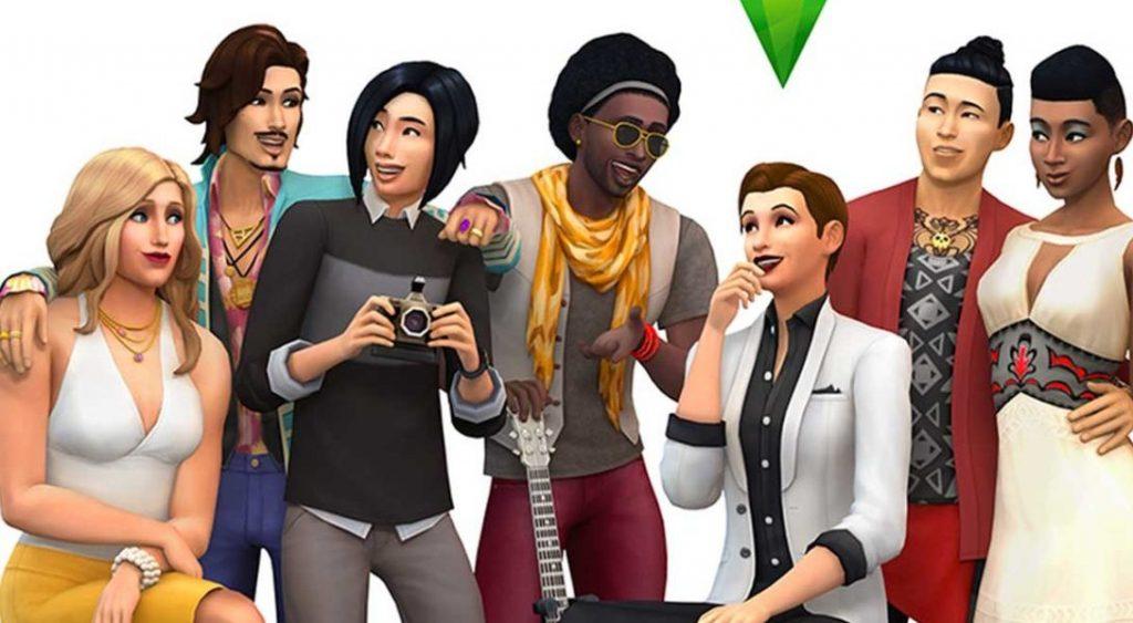 Les Sims barrière du genre mise à jour