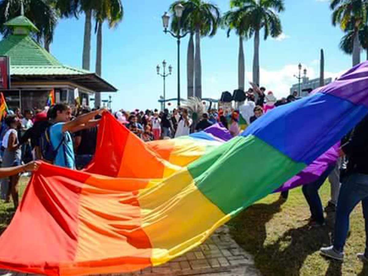 Vidéo : la Gay Pride de l'Île Maurice entachée par des slogans homophobes