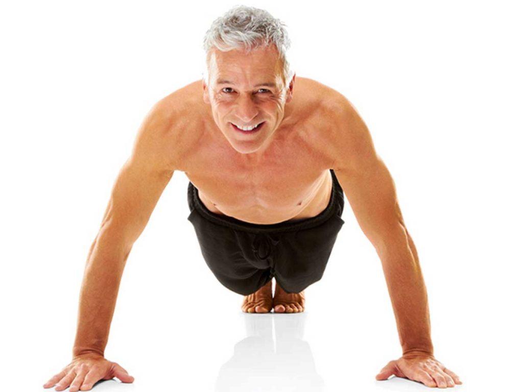 musculation pour les seniors