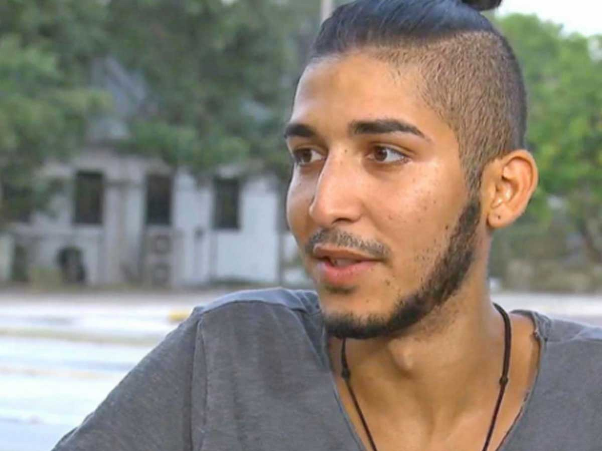 survivant d'Orlando Norman Casiano