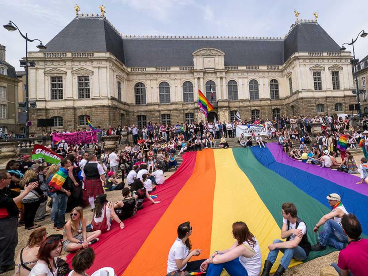 Rennes : le Front National s'attaque à la Gay Pride