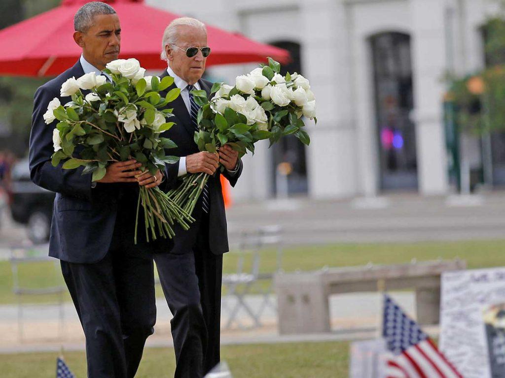 Barack Obama Orlando hommage contrôle des armes victimes