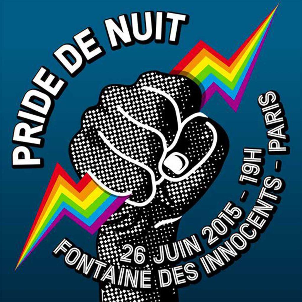 Pride de Nuit 2016 Gwen Fauchois