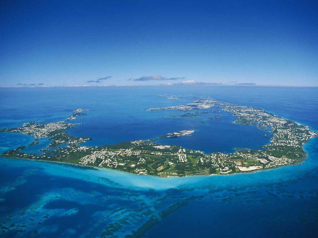Les Bermudes unions civiles mariage référendum