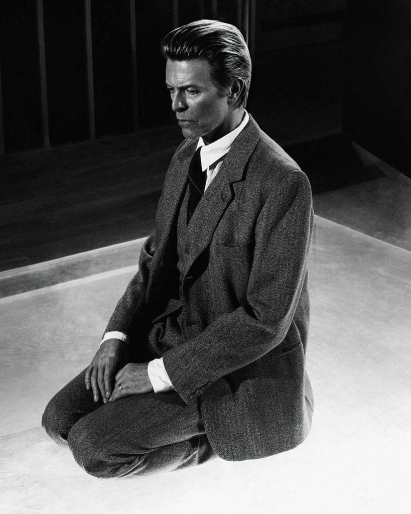 album posthume et inédit The Gouster David Bowie