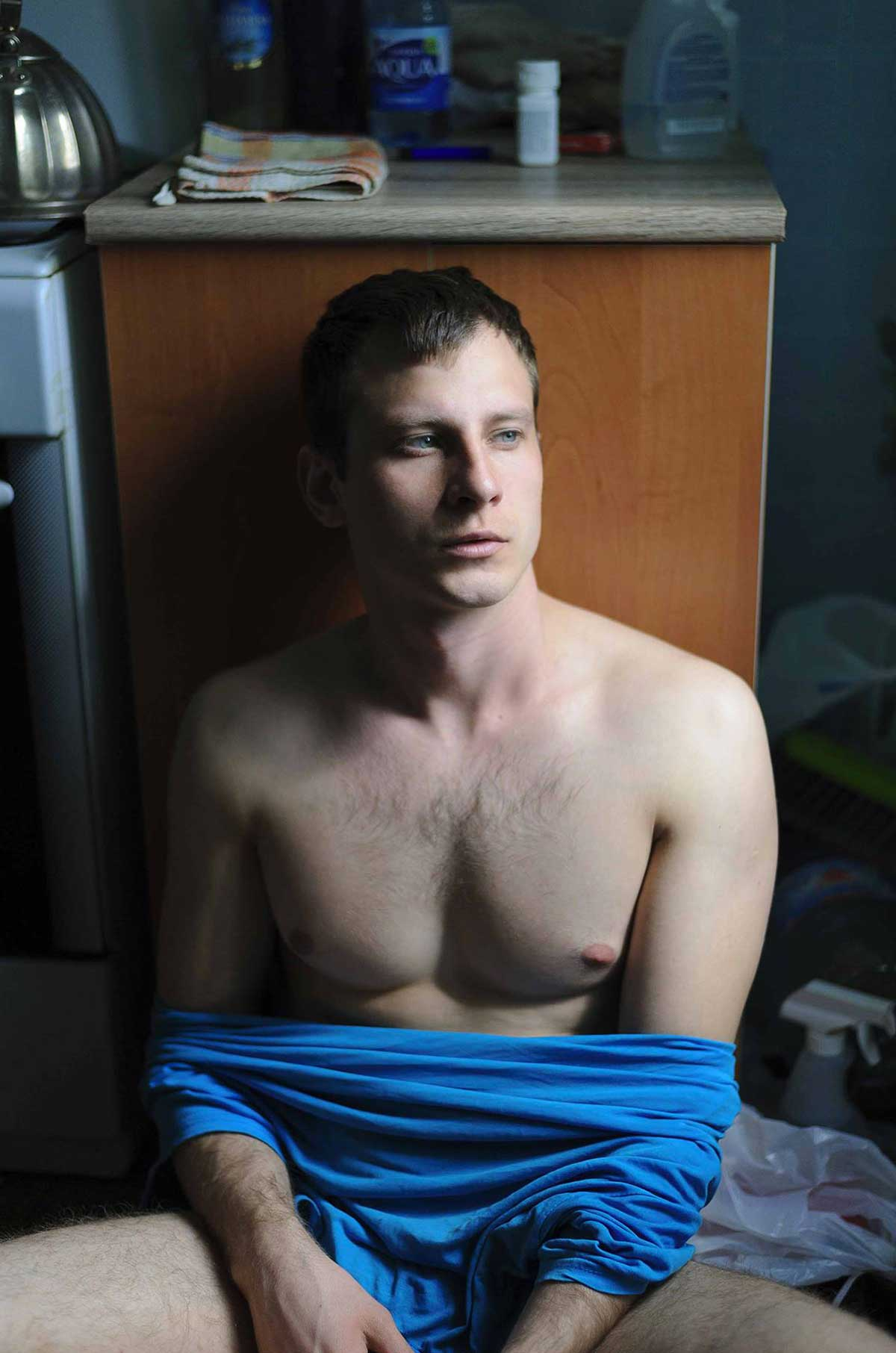 Biélorussie Walter Summer nus
