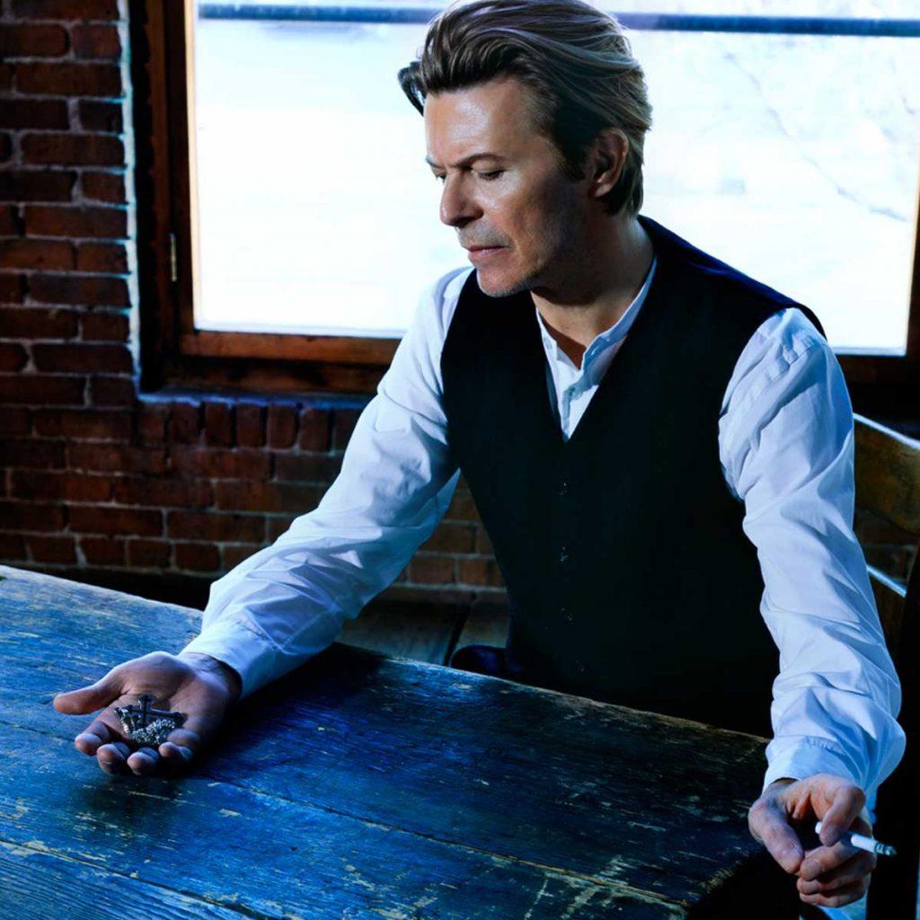 Markus Klinko David Bowie exposition
