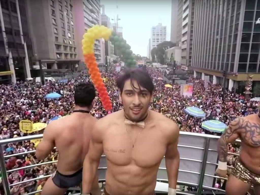 Gay Pride du monde entier réalité virtuelle Google