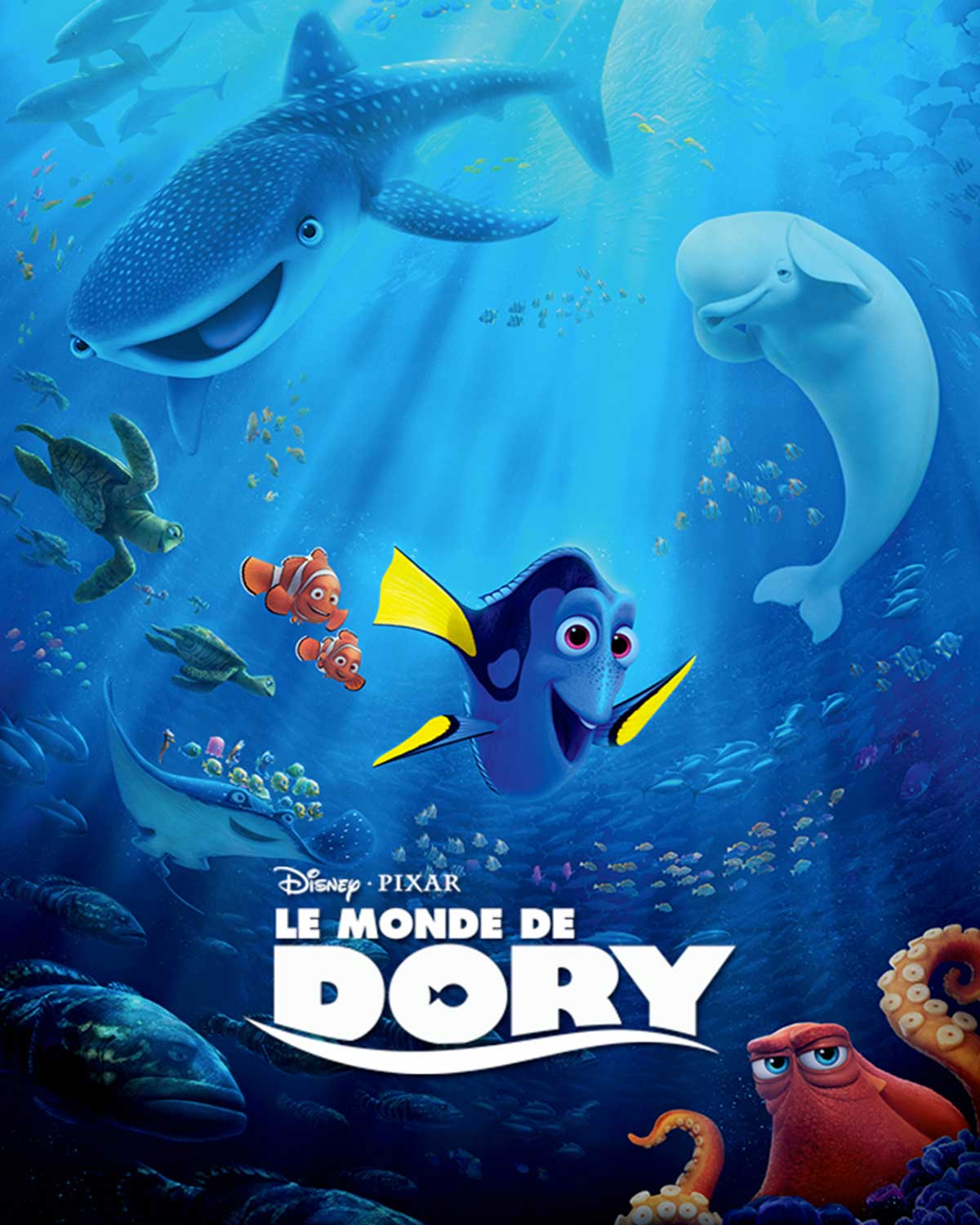 Le Monde de Dory Love & friendship Le Professeur de violon
