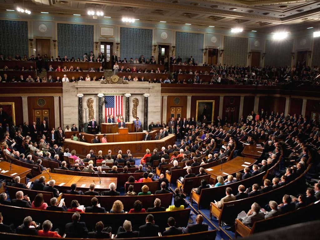 sénateurs américains don du sang