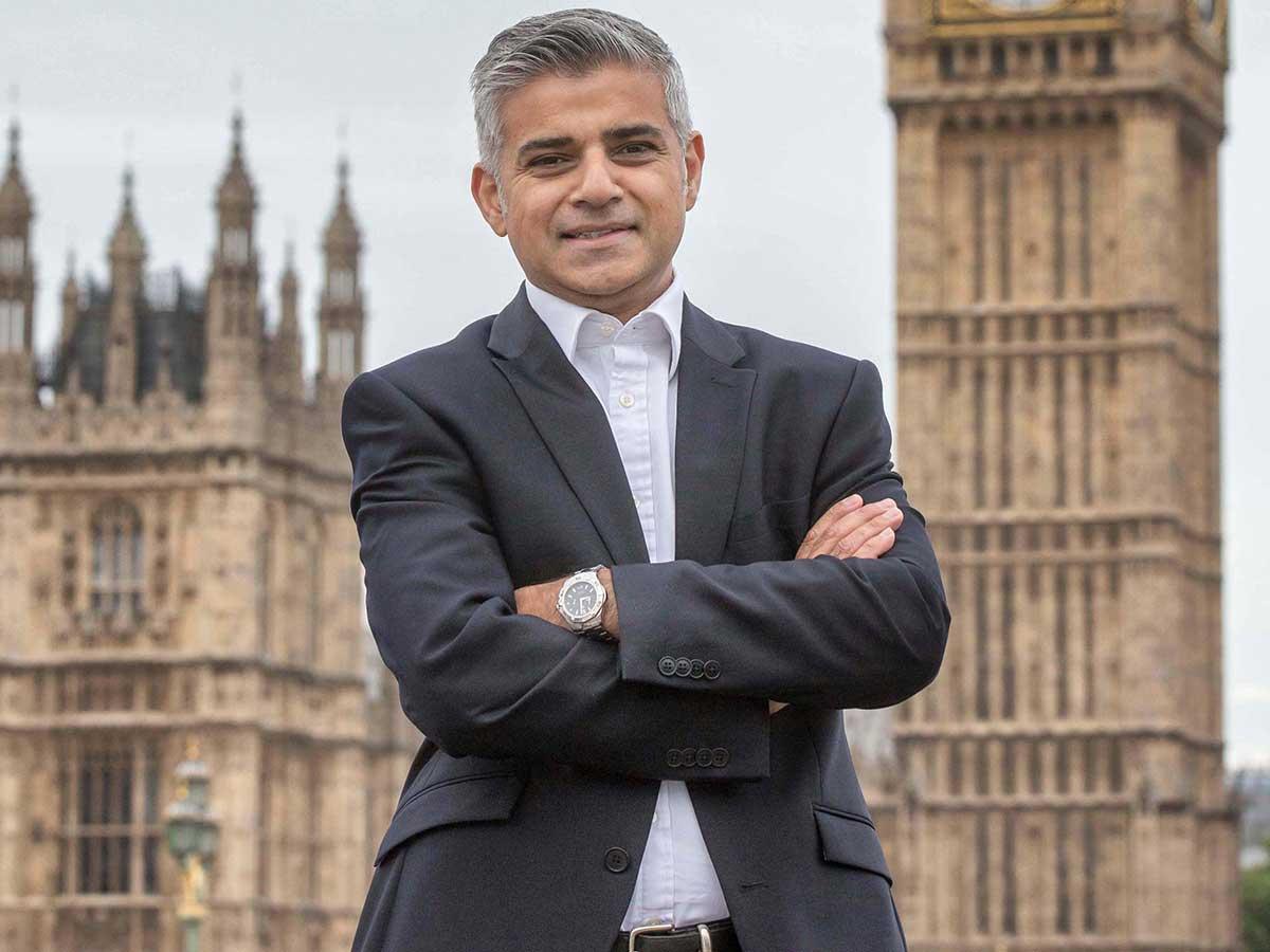 maire de Londres Sadiq Khan engagement personnes LGBT