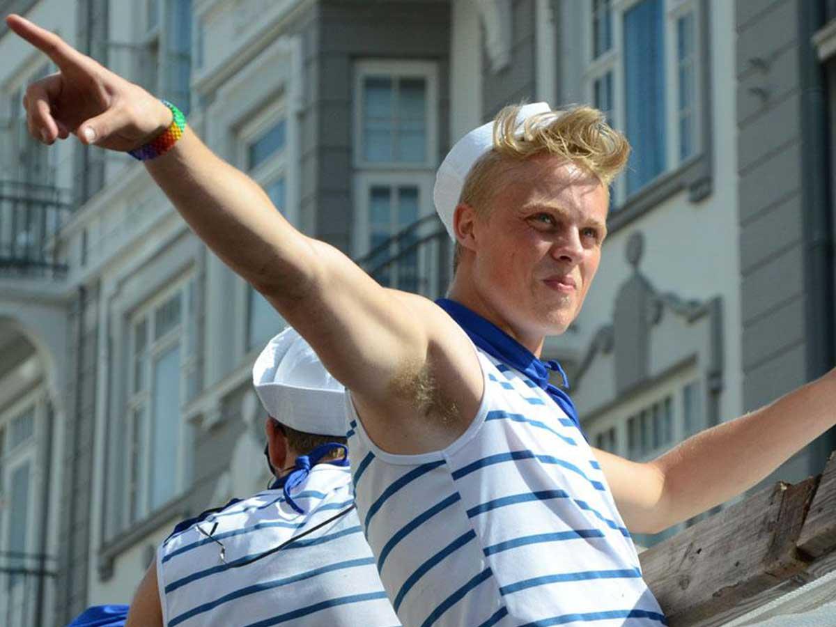 La Pride de Copenhague fête ses 20 ans