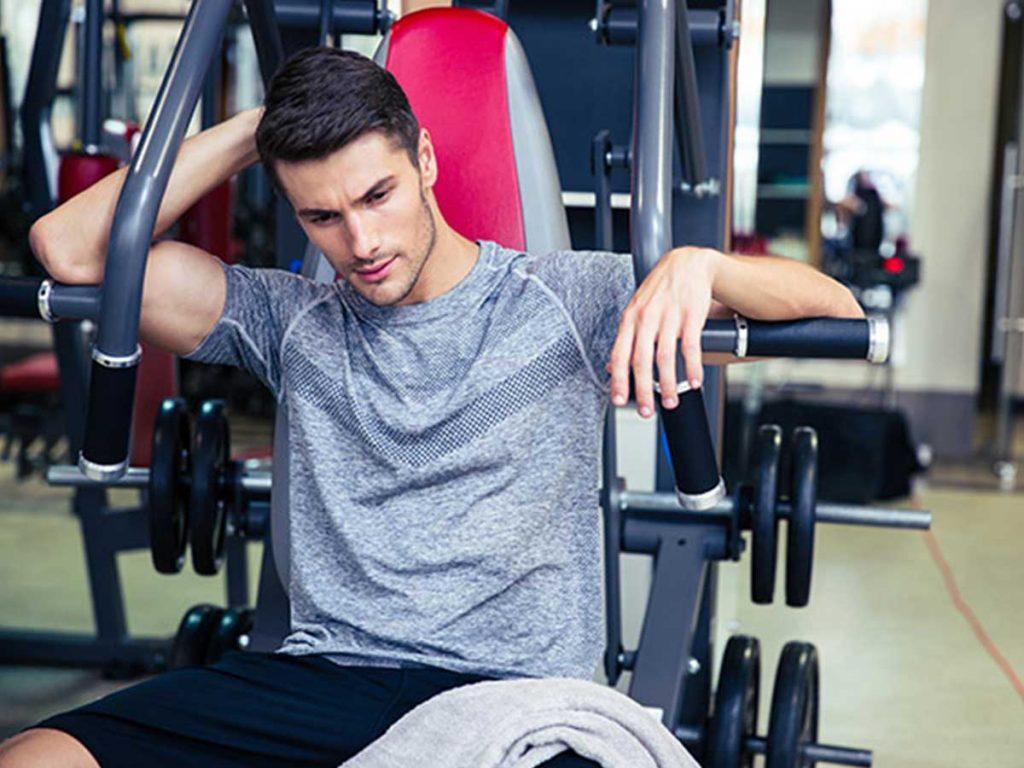 musculation surentraînement récupération