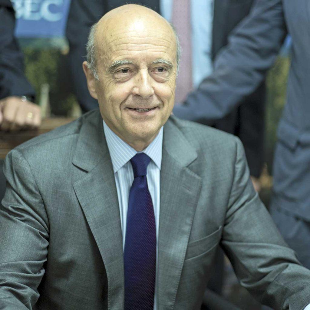 Alain Juppé GPA PMA