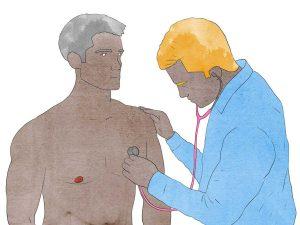 Guillaume Potherat patients gays médecine générale HomoGEN