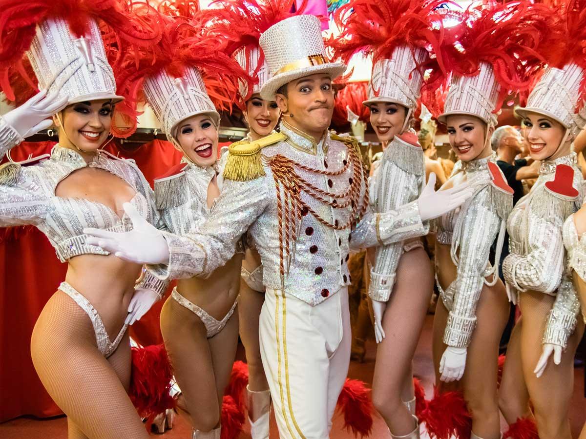 les Boys du Moulin Rouge
