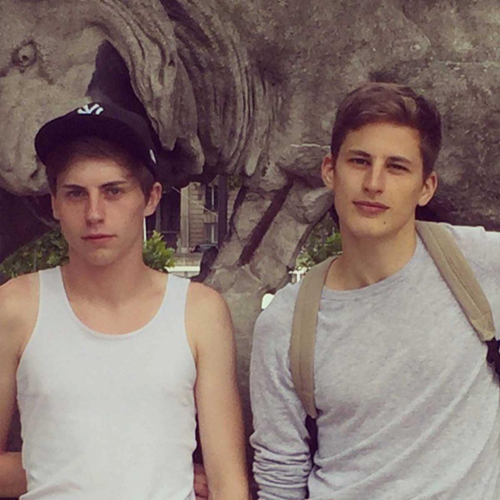 jeune couple gay Paris violences policières Maxime et Victor