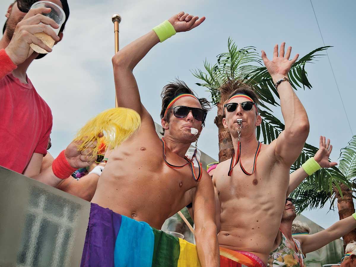 Jeu : envolez-vous pour la Pride de Copenhague !