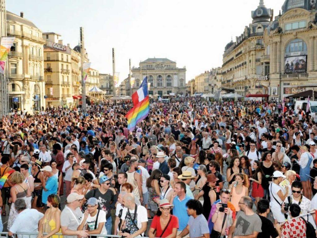 marche des fiertés de Montpellier annulée