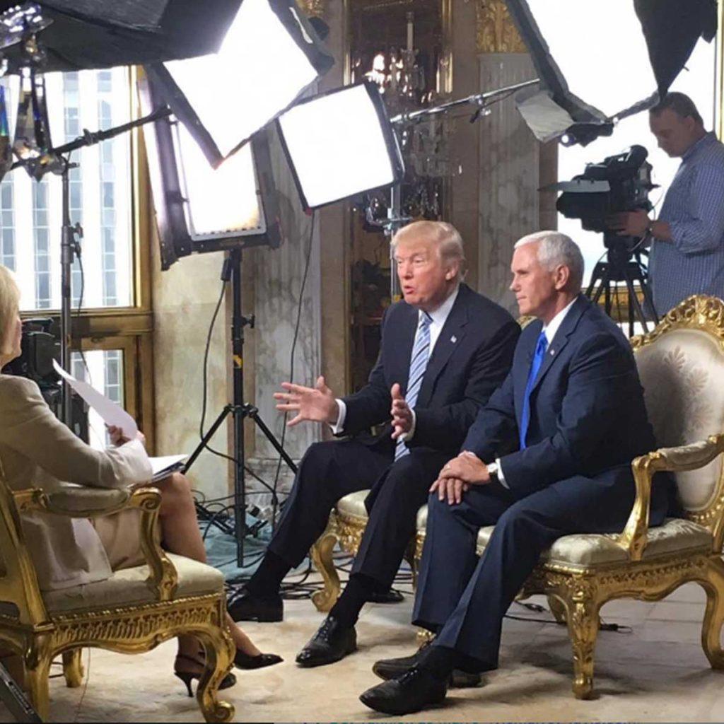 Trump Pence ticket perdant LGBT