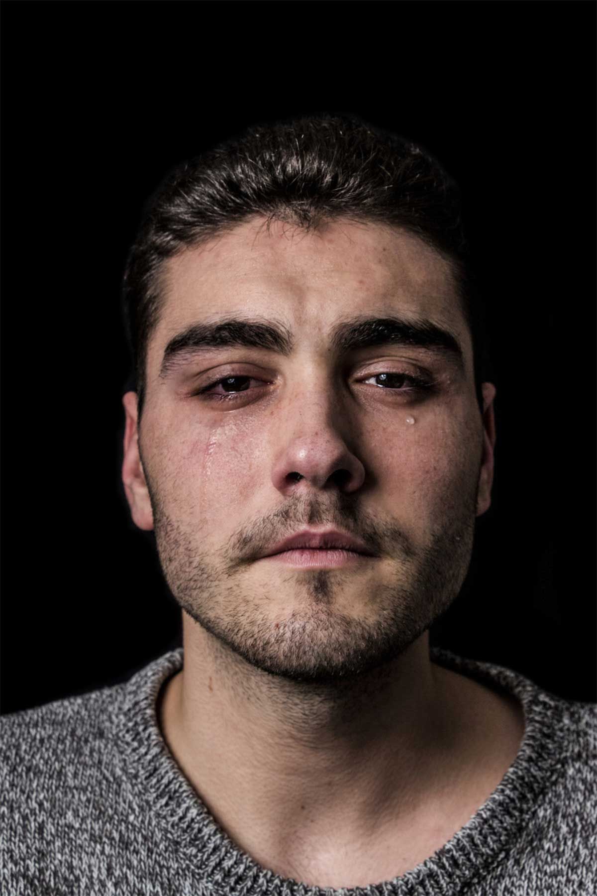 What Real Men Cry Like Maud Fernhout stéréotypes du genre