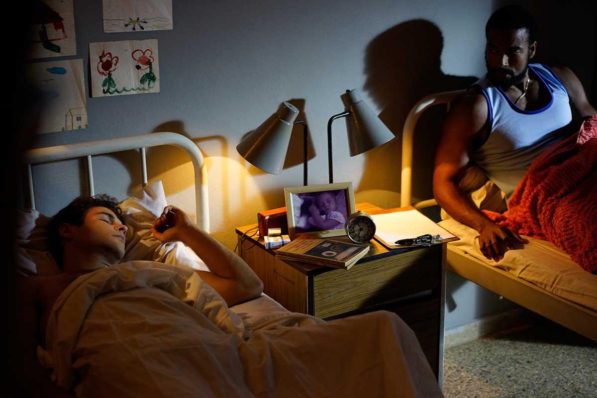 El acompanante séropositifs cuba