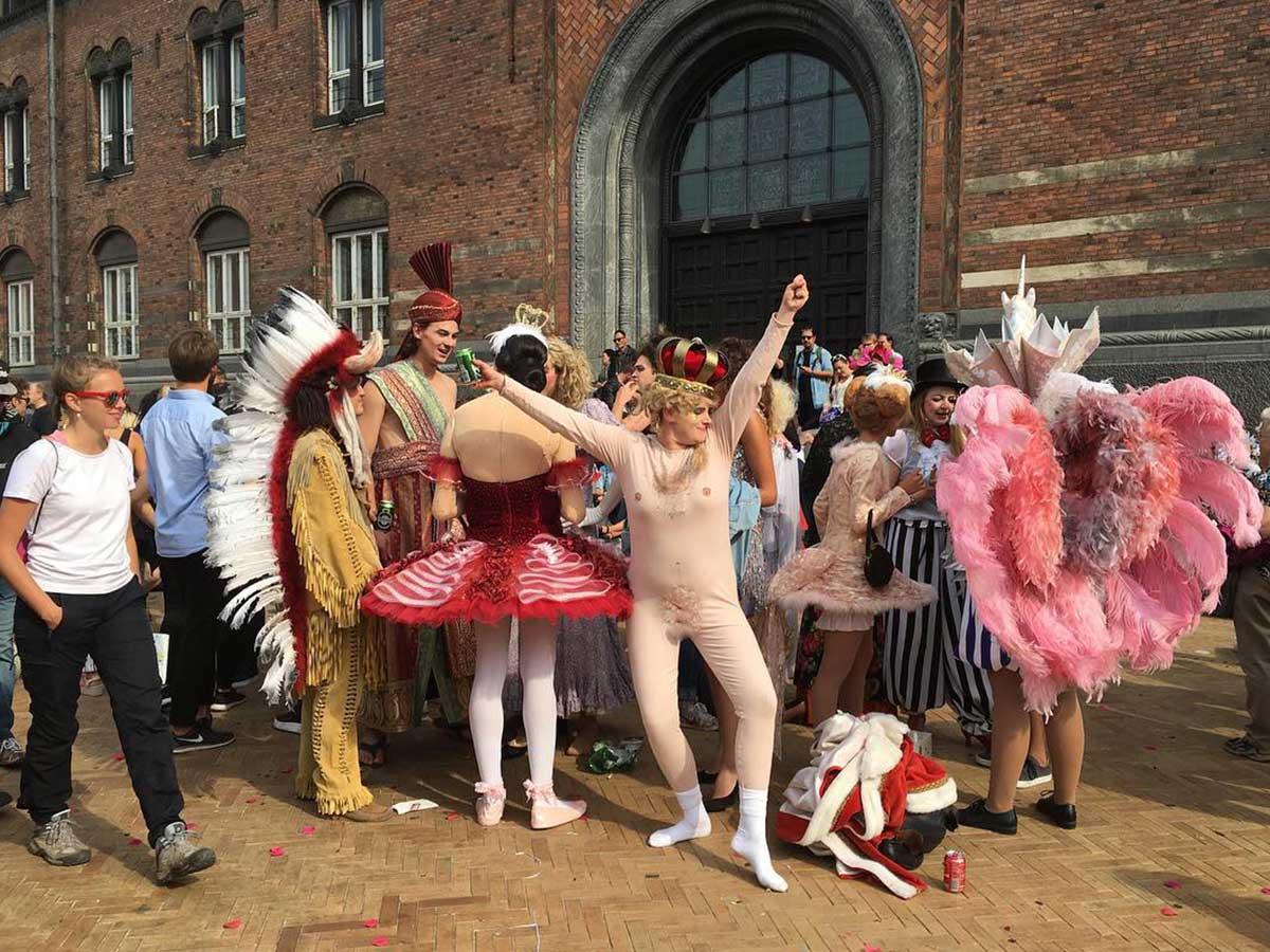 Pride de Copenhague