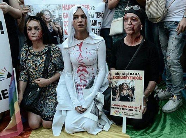 hande kader justice istanbul